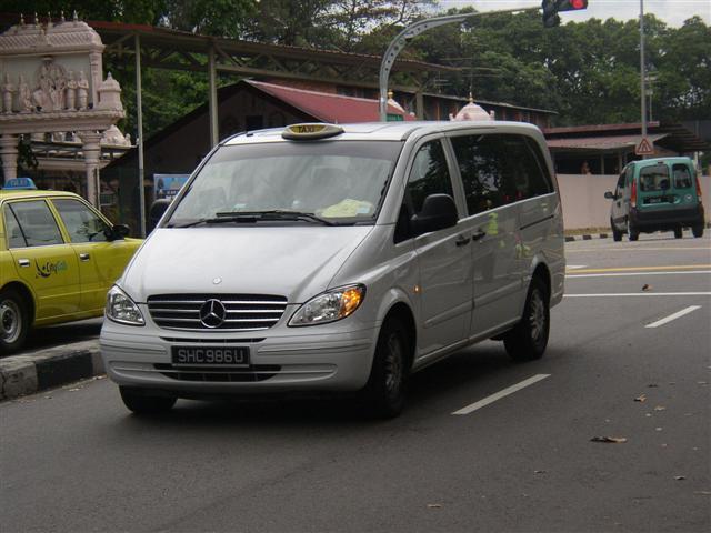 Maxi Cab Singapore Maxi Cab Limo Taxi 7 Seater Maxicab