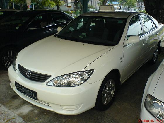 Smart Automobile Toyota Camry